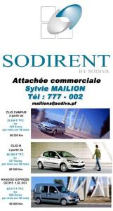 Sodirent Location Automobiles Toutes Marques