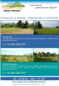 Agence immobiliere Bontant